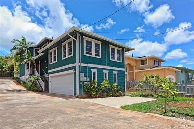 Kaneohe Single Family Home For Sale: 45-555 Keaahala Road
