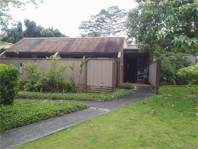 Kaneohe Rental For Rent: 47-6955 Hui Kelu Street #6605