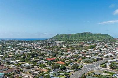 Hawaii County, Honolulu County Condo/Townhouse In Escrow Showing: 4340 Pahoa Avenue #22D