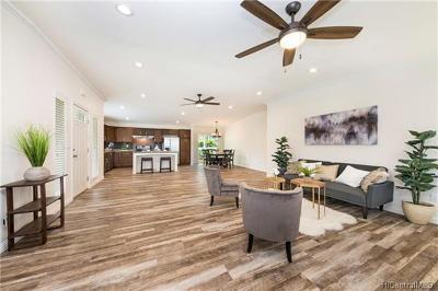 Honolulu County Single Family Home For Sale: 47-414 Ahuimanu Place #B