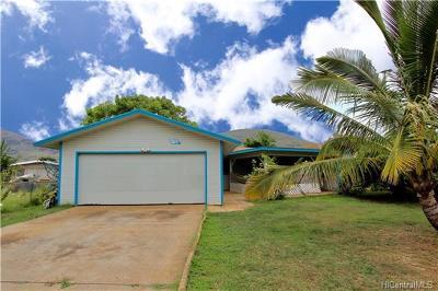 Waianae HI Single Family Home For Sale: $585,000