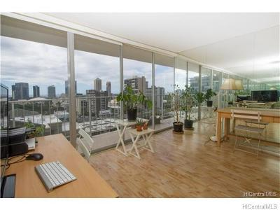 Honolulu Condo/Townhouse For Sale: 1425 Ward Avenue #7E