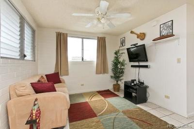 Honolulu Condo/Townhouse In Escrow Showing: 1120 Hassinger Street #201