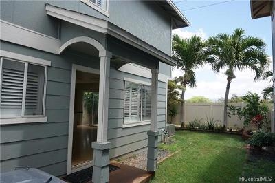 Honolulu County Condo/Townhouse For Sale: 91-468 Makalea Street #113