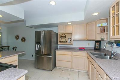 Kaneohe Condo/Townhouse In Escrow Showing: 47-028 Hui Iwa Place #45C