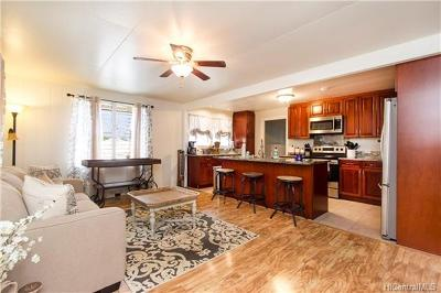 Kaneohe Single Family Home For Sale: 45-721 Pua Alowalo Street