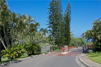 Honolulu County Condo/Townhouse For Sale: 358h Kaelepulu Drive #702