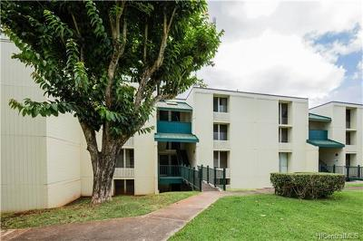 Mililani Condo/Townhouse For Sale: 94-946 Meheula Parkway #161