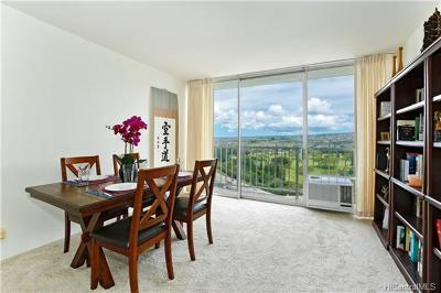 Aiea Condo/Townhouse For Sale: 98-410 Koauka Loop #26D