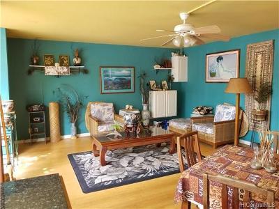 Waianae Condo/Townhouse For Sale: 84-707 Kiana Place #108A