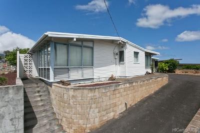 Honolulu Single Family Home For Sale: 1629 Kanalui Street
