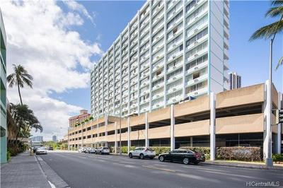 Honolulu Condo/Townhouse For Sale: 1560 Kanunu Streets #PH5