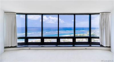 Honolulu County Condo/Townhouse For Sale: 1330 Ala Moana Boulevard #2803