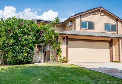 Waianae Single Family Home For Sale: 87-914 Kulauku Street