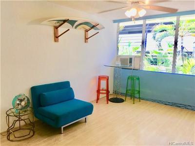 Honolulu Condo/Townhouse For Sale: 2442 Tusitala Street #204