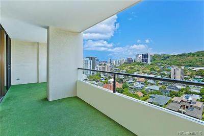 Honolulu Condo/Townhouse For Sale: 1717 Mott Smith Drive #1610