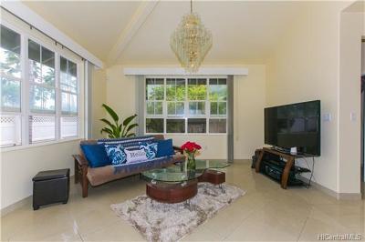 Kapolei Single Family Home For Sale: 91-1022 Mamaka Street