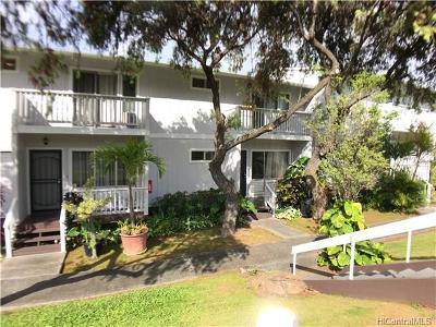 Aiea Rental For Rent: 98-851 Iho Place #B