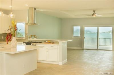 Kaneohe Single Family Home For Sale: 45-075 Waikalua Road #T