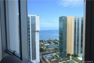 Honolulu County Condo/Townhouse For Sale: 1189 Waimanu Street #3409