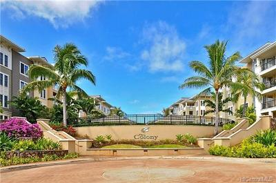 Honolulu County Condo/Townhouse In Escrow Showing: 520 Lunalilo Home Road #8415