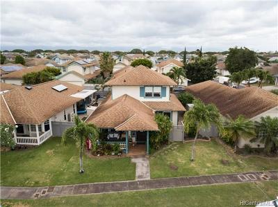 Honolulu County Single Family Home For Sale: 91-1091 Kumuiki Street
