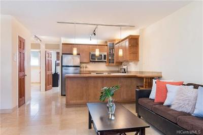 Honolulu County Condo/Townhouse For Sale: 425 Ena Road #B/106