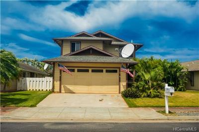 Ewa Beach Single Family Home For Sale: 91-1026 Keoneae Place