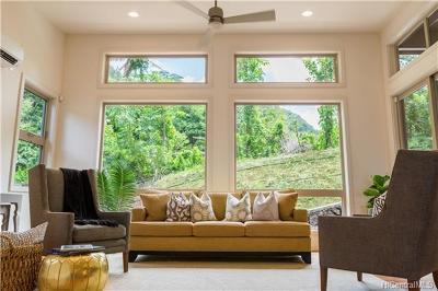 Honolulu Single Family Home For Sale: 2914 Booth Road #22