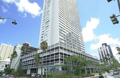 Honolulu HI Condo/Townhouse For Sale: $310,000
