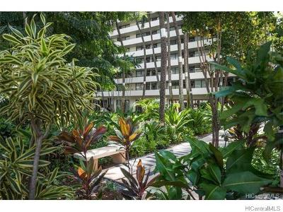 Honolulu County Condo/Townhouse For Sale: 425 Ena Road #1101C