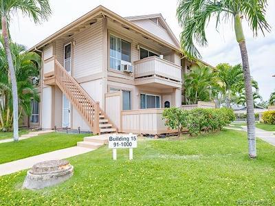 Ewa Beach Condo/Townhouse For Sale: 91-1000 Mikohu Street #15B