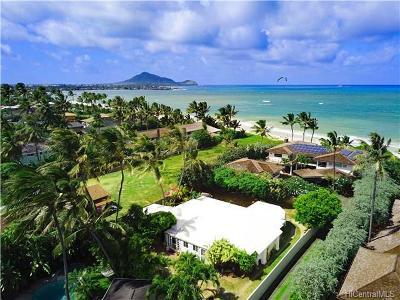 Honolulu County Single Family Home For Sale: 604c N Kalaheo Avenue