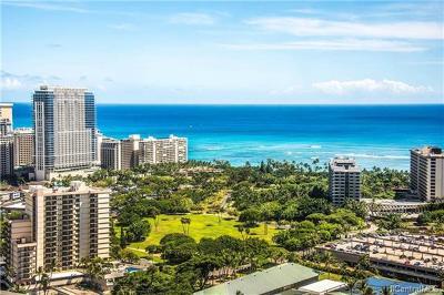 Honolulu County Condo/Townhouse For Sale: 223 Saratoga Road #1420