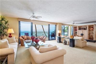Honolulu Condo/Townhouse For Sale: 3003 Kalakaua Avenue #2A