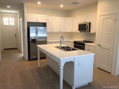 Honolulu County Condo/Townhouse For Sale: 912220 Kaiwawalo Street #1004