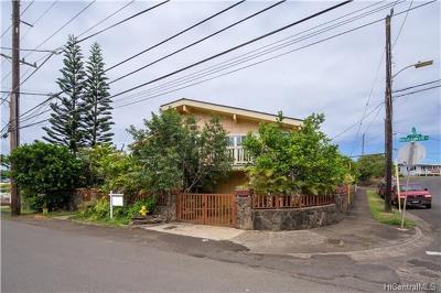 Hauula Single Family Home For Sale: 54-285 Hauula Homestead Road