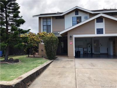 Waipahu Single Family Home For Sale: 94-511 Meaaina Place