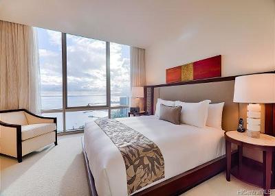 Honolulu Rental For Rent: 223 Saratoga Roads #3703