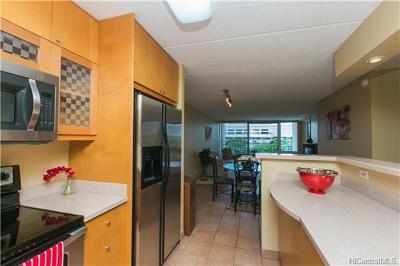 Honolulu County Condo/Townhouse For Sale: 1717 Ala Wai Boulevard #505
