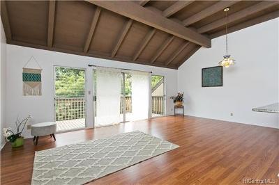 Honolulu County Condo/Townhouse For Sale: 47-732 Hui Kelu Street #5