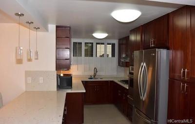 Honolulu County Condo/Townhouse For Sale: 1650 Ala Moana Boulevard #511