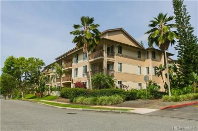 Mililani Condo/Townhouse For Sale: 95-920 Wikao Street #A102