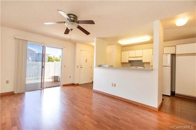 Mililani Condo/Townhouse For Sale: 95-1053 Kaapeha Street #155
