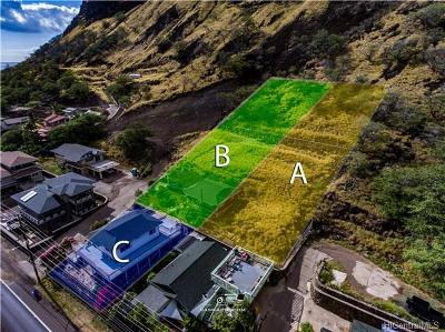 Honolulu County Residential Lots & Land For Sale: 87-1320 Farrington Highway #A, B, C