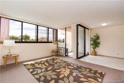 Honolulu Condo/Townhouse For Sale: 1571 Piikoi Street #102