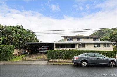 Kailua Single Family Home For Sale: 1128 Aukele Street