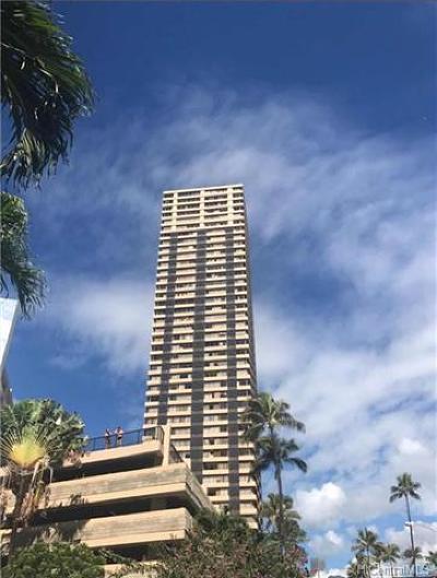 Honolulu County Condo/Townhouse For Sale: 444 Niu Street #1406