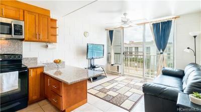 Honolulu County Condo/Townhouse For Sale: 2845 Waialae Avenue #519