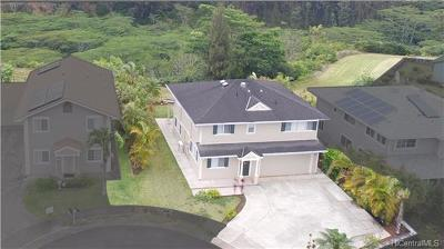 Mililani Single Family Home For Sale: 95-204 Pahaku Place